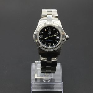Stainless Steel Men's Tag Heuer